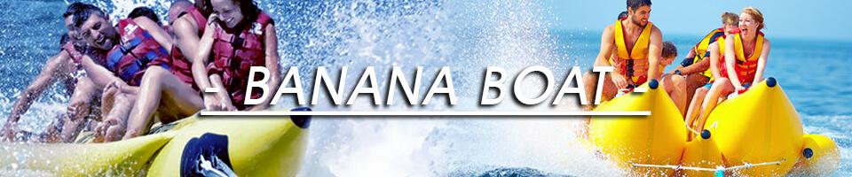Banana Boat actividades despedidas