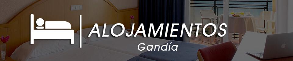 Alojamientos despedidas de soltero en Gandia
