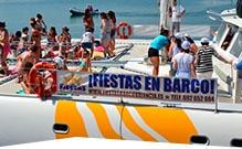 Fiestas en barco en Gandia | Gandia Boat Party