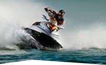Motos de agua en Gandía