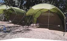 Camping despedidas Gandia