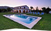 Villa Jardin despedidas Gandia